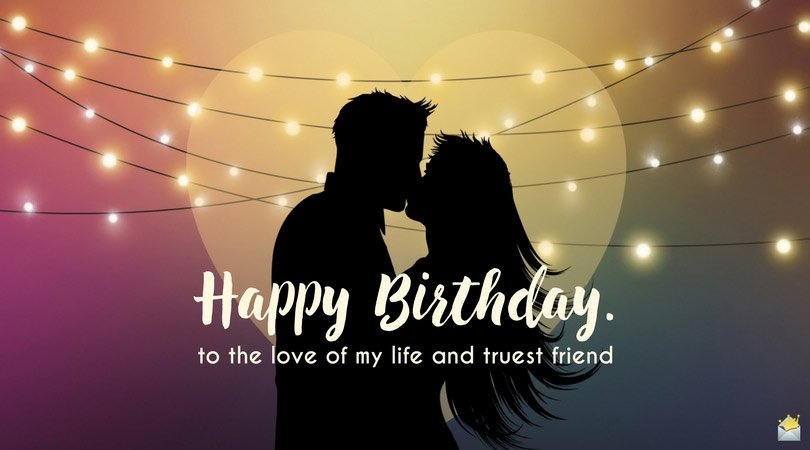 Happy Birthday Wishes For Lover With Images