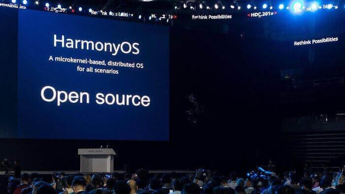 OS Harmony Buatan Huawei Diprediksi Salip Linux Tahun Ini