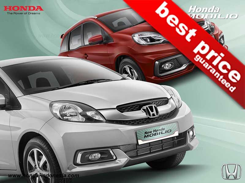 Daftar Harga Honda Mobilio Bandung :