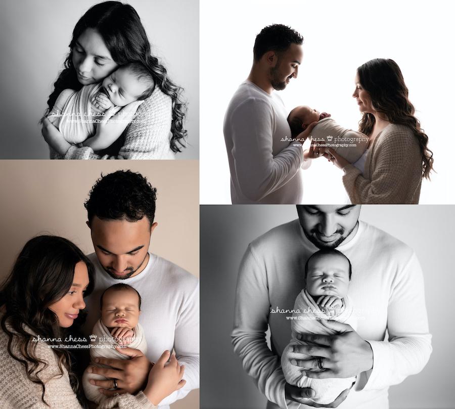 Newborn and family photographer Eugene Oregon