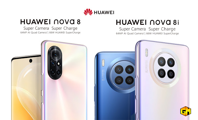 Huawei smartphone Gizmo Manila