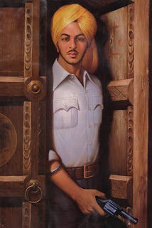shaheed bhagat singh images