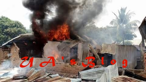 BREAKING: Scores killed, 30 houses razed as another Benue community comes under heavy attack