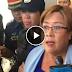 """WATCH: De Lima, tinawag na """"deranged"""" o baliw si Pangulong Duterte"""