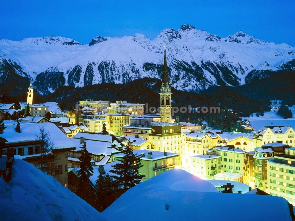 10 Negara Dengan Pemandangan Salju Yang Indah Random Info