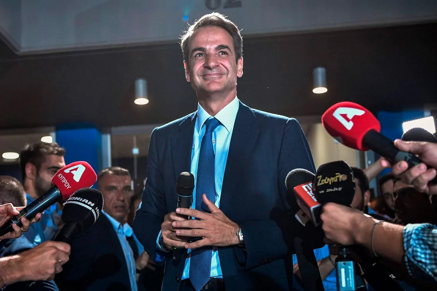 The Greek Crisis: 2019
