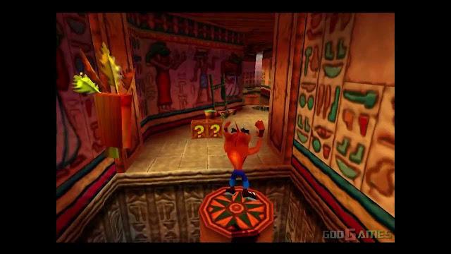 تحميل لعبة Crash Bandicoot 3 Warped
