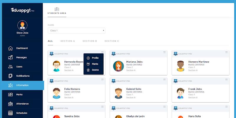 EduAppGT Pro v9.1 - Sistema de gestão escolar Download Grátis