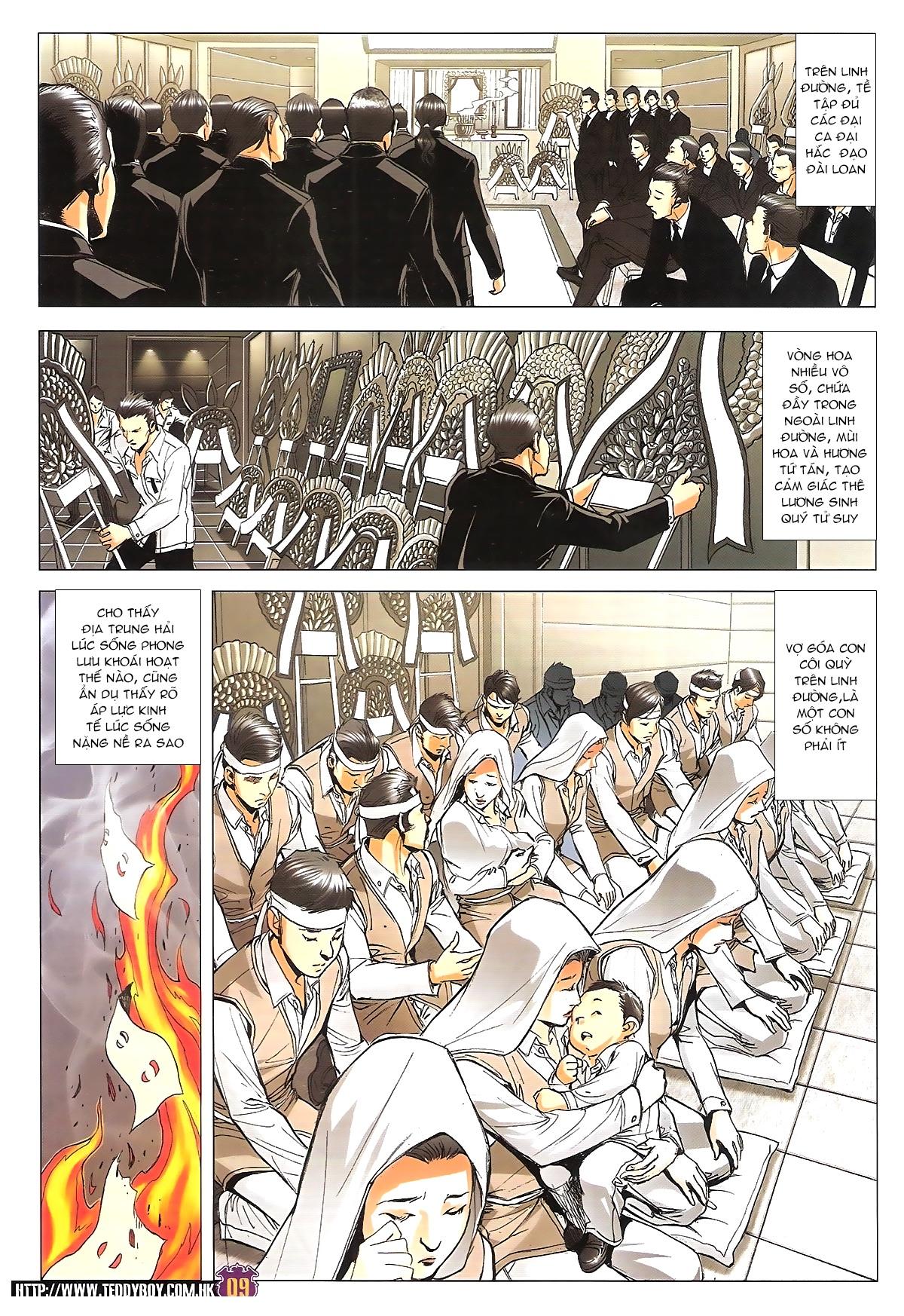 Người Trong Giang Hồ Chap 1766 - Next Chap 1767
