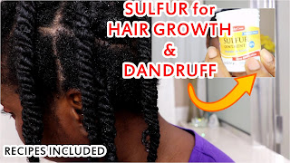 Sulfur for Hair Growth and Dandruff | RECIPES INCLUDED | DiscoveringNatural