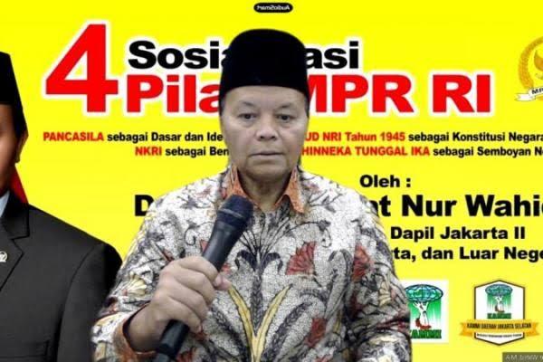 """HNW: Kata Pak Mahfud Boleh, Maka Jangan Ganggu Lagi """"FPI"""" Front Persatuan Islam"""