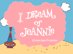 Episode 8 I Dream of Jeannie