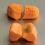 Mini Pumpkins - Step 1