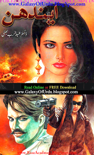 Endhan Novel By Dr Abdur Rab Bhatti