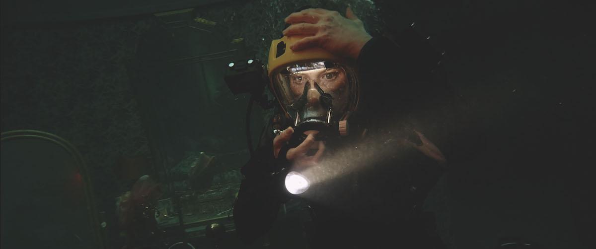 Первые кадры подводного хоррора The Deep House про блогеров и маньяка - 19