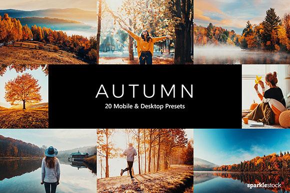 Share 20 Preset Autumn tone cam mùa thu đẹp(Desktop/Mobile)