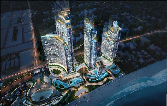 Mở bán dự án nghỉ dưỡng 5 sao Sunbay Park Hotels & Resorts wyndham thanh thủy