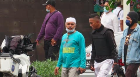Polisi tangkap Teroris di Condet