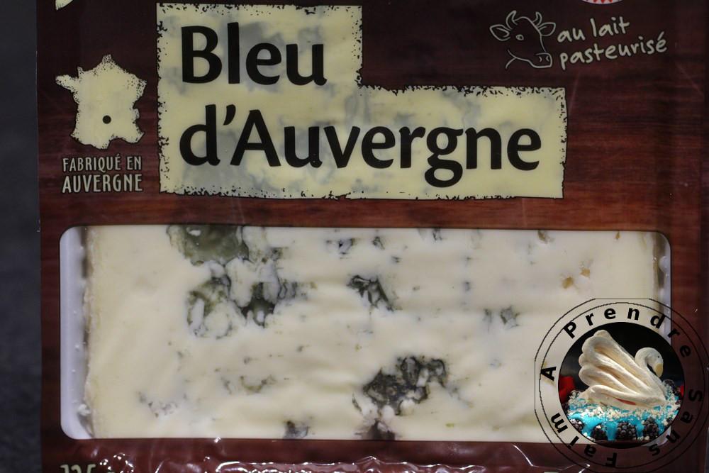 Soupe de chou-fleur au bleu d'Auvergne