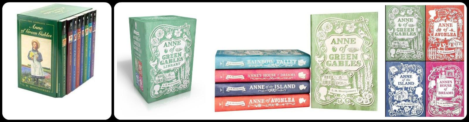 Once Upon A Book Recomendación Saga Ana De Las Tejas Verdes Lucy Maud Montgomery
