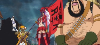 One Piece Episodio 880