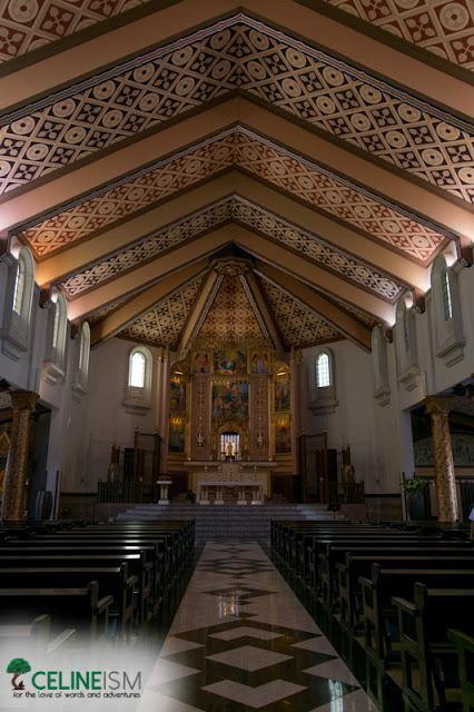 St. Josemaria Escriva Parish architecture