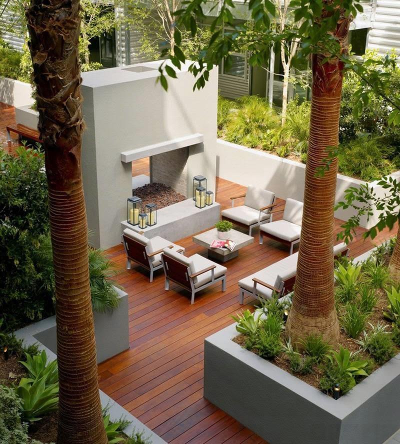 Immagini aiuole e decorazioni per giardino e terrazzo for Decorazioni giardino aiuole