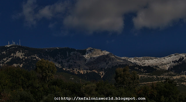 Mt. Aenos, Kefalonia