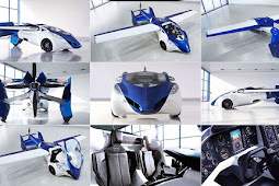 AeroMobil hopes to launch its flying car in 2017