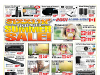 2001 Audio Video Flyer valid July 25 - 31, 2020