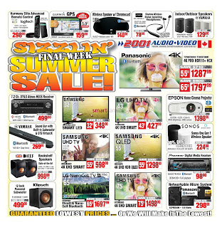 2001 Audio Video Flyer valid November 29 - December 5, 2020