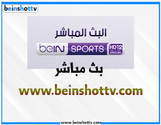مشاهدة قناة بي إن سبورت 12 اتش دي بث مباشر Bein Sports 12 HD Live