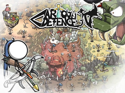 Cartoon defense 4 for android