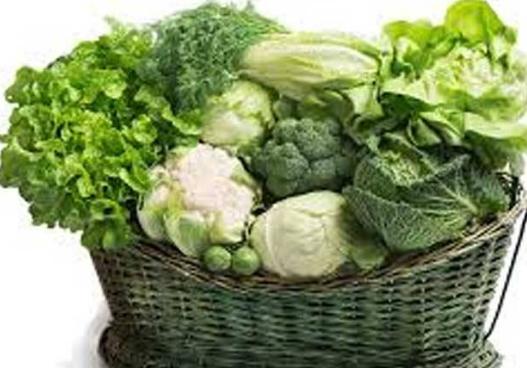 हरी पत्तेदार सब्जी खाएं