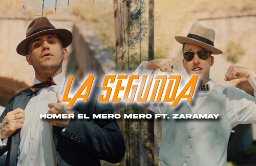 La Segunda | Homer El Mero Mero & Zaramay & Nahuel The Coach Lyrics