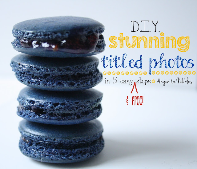 DIY Stunning Titled Photos in 5 Easy & Free Steps from www.anyonita-nibbles.com