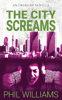 SPFBO 5 Interview: Phil Williams, author of The City Screams