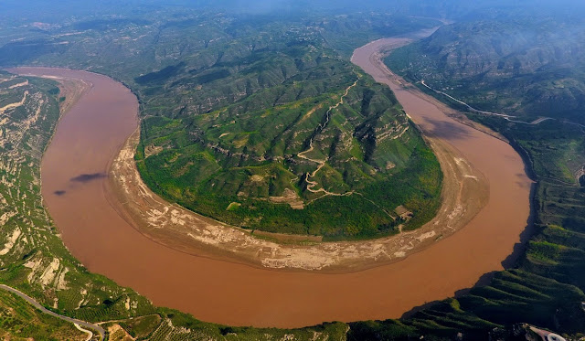 River valleys helped shape current genetic landscape of Han Chinese