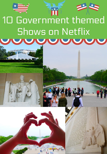 10 Government themed Shows on Netflix