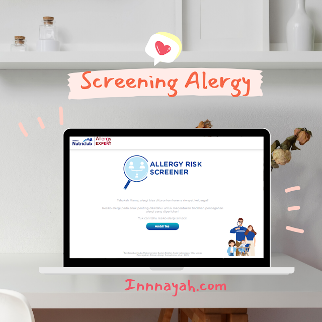 Allergy Risk Screener