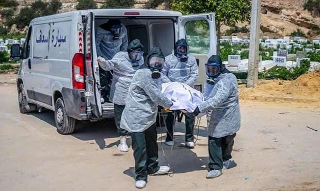 صفاقس : تسجيل وفاة جديدة بكورونا في مستشفى الهادي شاكر