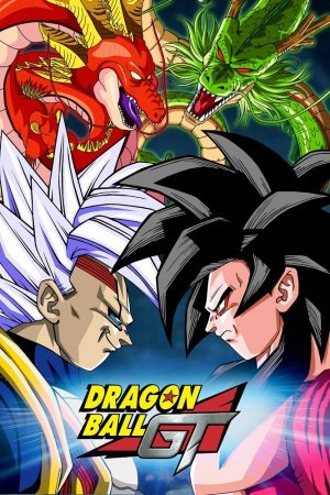 Dragon Ball GT Anime Batch Subtitle Indonesia Lengkap