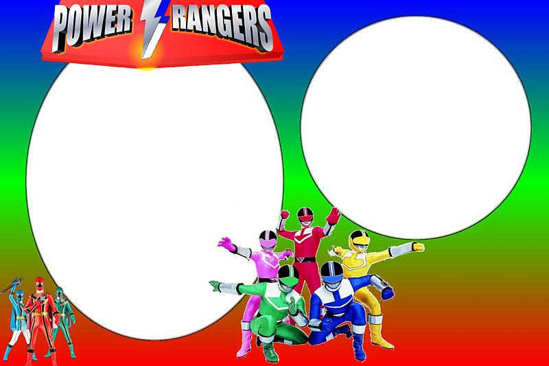 power rangers free printable