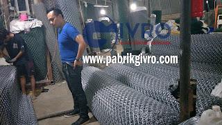 Pabrik Pagar Kawat Harmonika & Kawat Duri