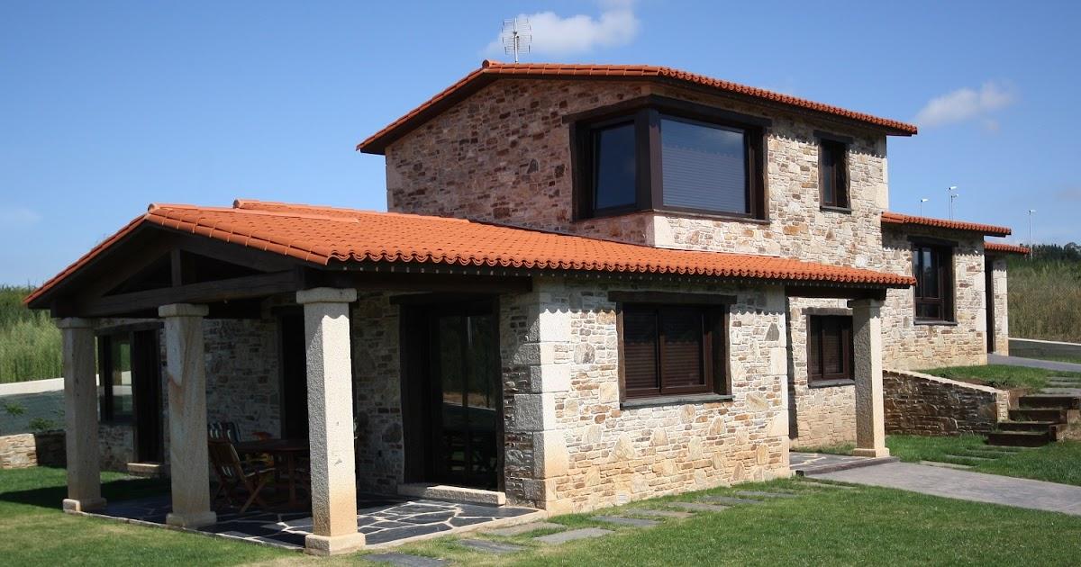 Construcciones r sticas gallegas en el campo - Casas rusticas de campo ...