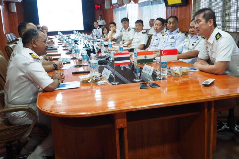 Trilateral Exercise, Daily Current Affairs: 17th September 2019