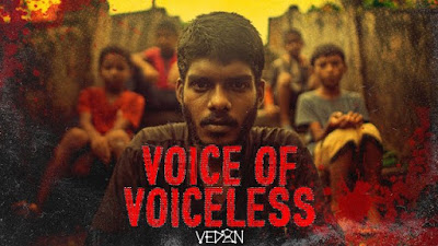 voice of voiceless lyrics vedan