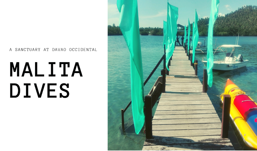 Malita Dives: A Sanctuary at Davao Occidental