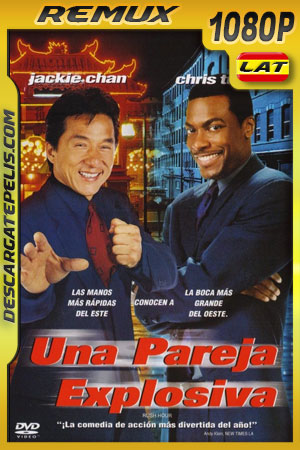 Una pareja explosiva (1998) 1080p BDRemux Latino – Ingles