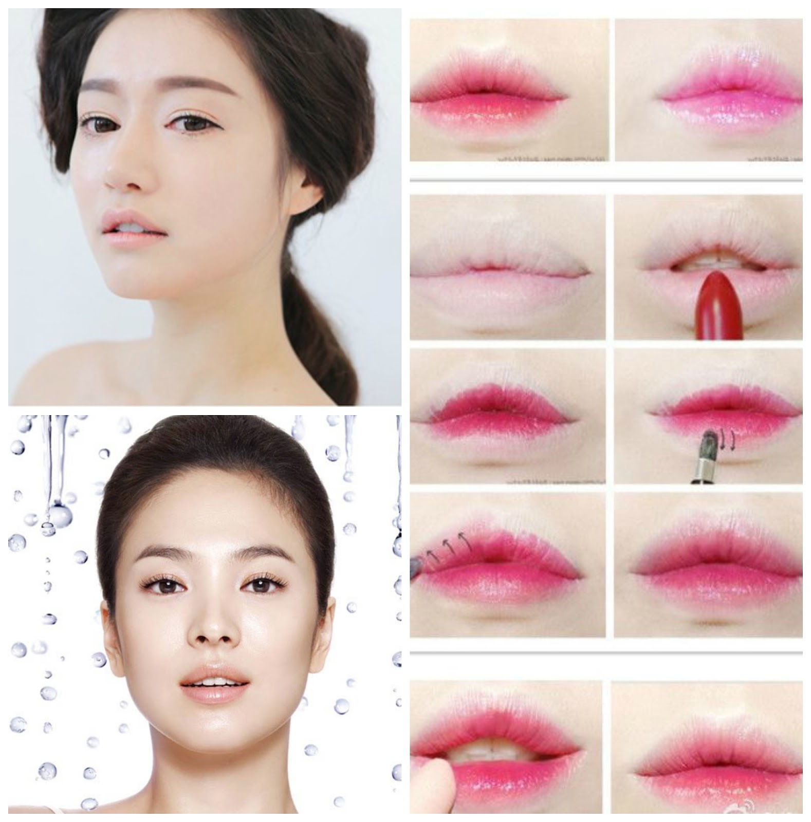 How To Get Korean Eyes Naturally